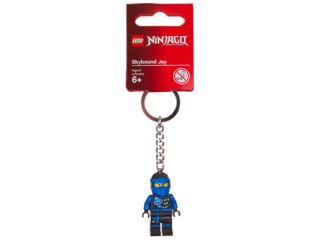 LEGO® NINJAGO™ Skybound Jay Key Chain