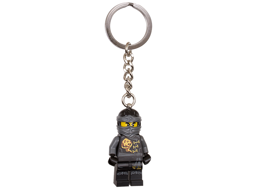 "LEGO NINJAGO"" Skybound Cole Key Chain 6153623"