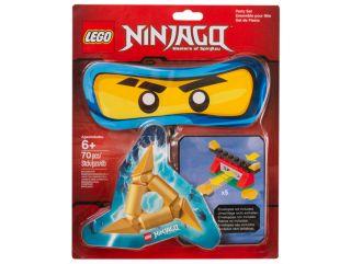 Ensemble pour fête Ninjago