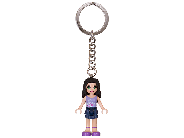 Explore product details and fan reviews for LEGO® Friends Emma Key Chain 853547 from Friends. Buy today with The Official LEGO® Shop Guarantee.