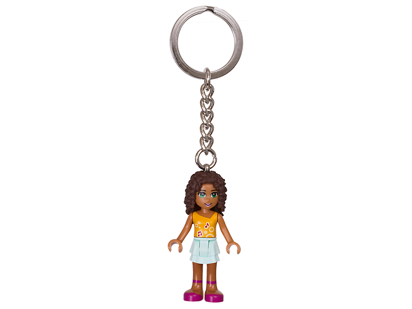 LEGO Friends Andrea Keyring