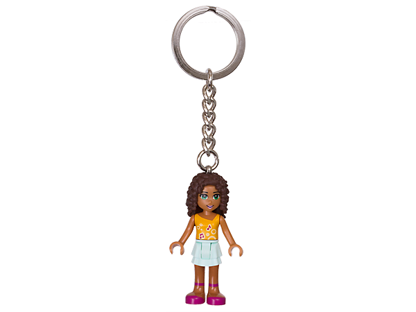 Explore product details and fan reviews for LEGO® Friends Andrea Key Chain 853548 from Friends. Buy today with The Official LEGO® Shop Guarantee.