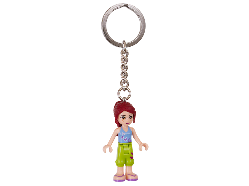 LEGO Friends Mia Keyring