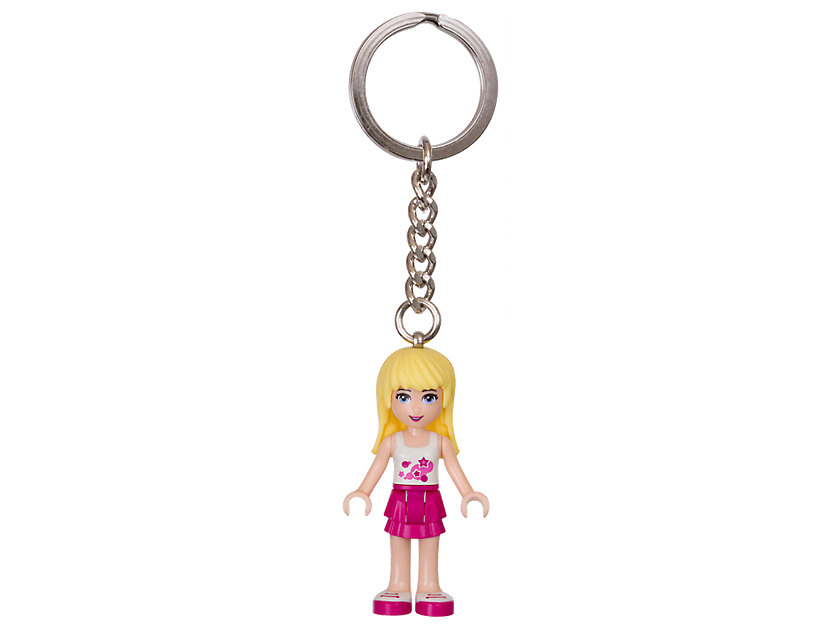 LEGO Friends Stephanie Keyring