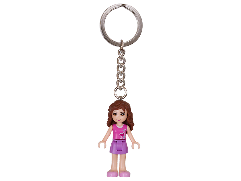 LEGO Friends Olivia Keyring