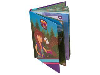 Friends Campsite scrap book