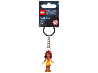 LEGO® Elves Azari the Fire Elf Key Chain