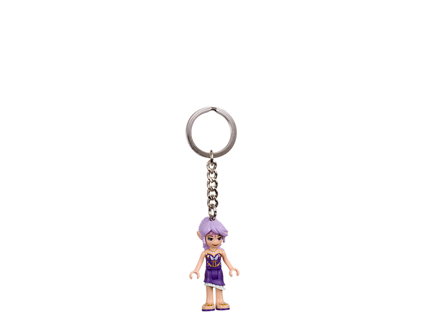 LEGO Elves Aira the Wind Elf Key Chain