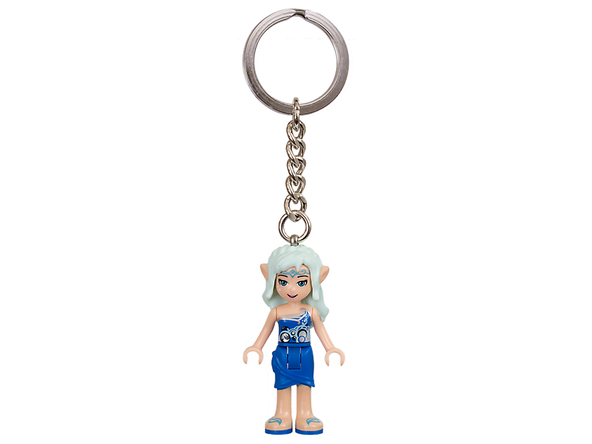 LEGO Elves Naida the Water Elf Keyring