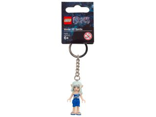 LEGO® Elves Naida the Water Elf Keyring