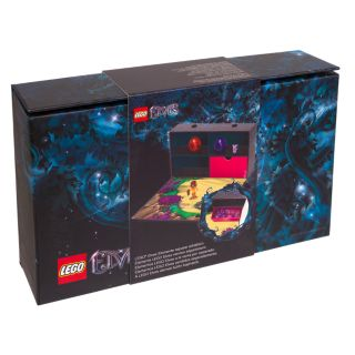 LEGO® Elves Me and My Dragon Display