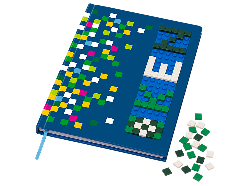 Lego® Notebook With Studs