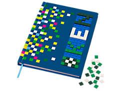 LEGO® Notizbuch mit Noppen
