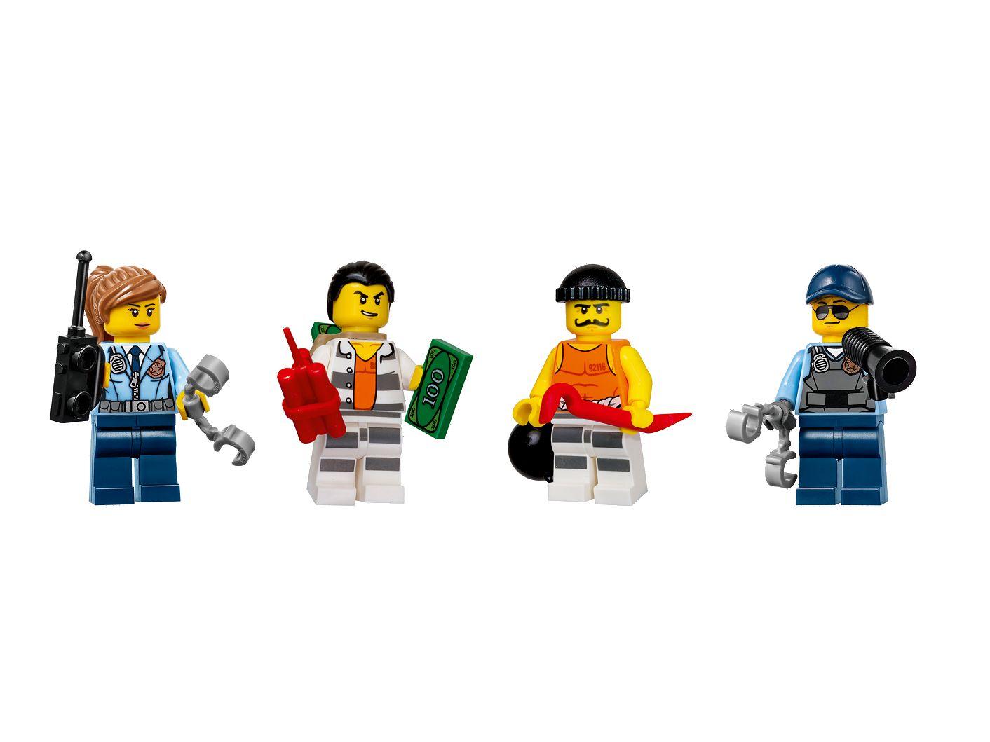Lego City Prison Island Accesory