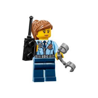 Zestaw akcesoriów do Więziennej Wyspy LEGO® City