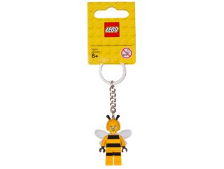 LEGO® Bumblebee Girl Key Chain