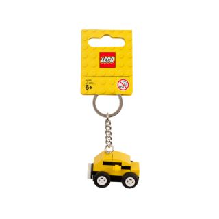 Yellow Car Bag Charm