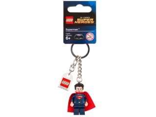 Llavero de Superman™ LEGO® DC Comics Super Heroes