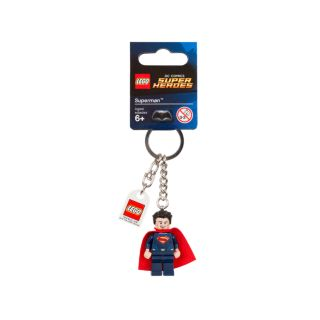 Porte-clés Superman™ LEGO® DC Comics Super Heroes
