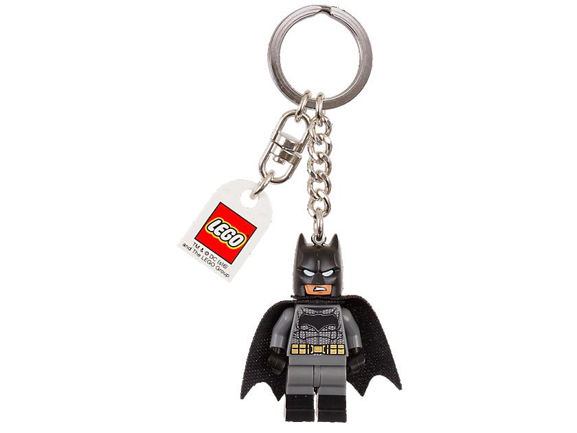"""LEGO DC Comics Super Heroes Batman"""" Keyring"""