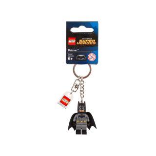 LEGO® DC Comics Super Heroes přívěsek na klíče s Batmanem