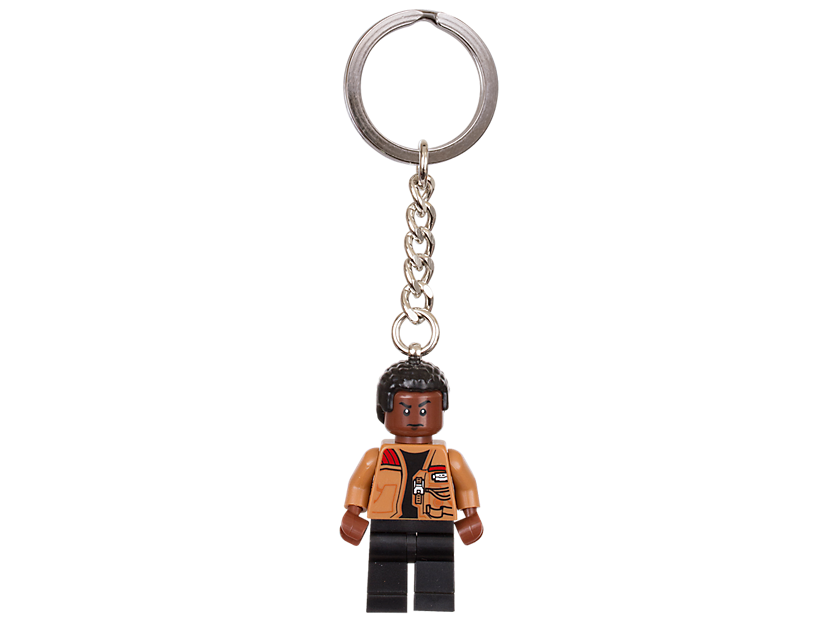 "LEGO® Star Wars Finn"" Key Chain 6153627"