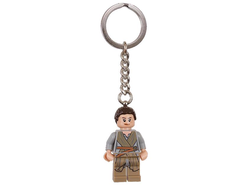 """LEGO Star Wars Rey"""" Keyring"""