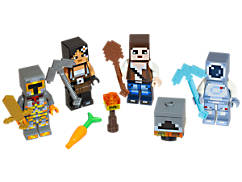 LEGO® Minecraft™ Hüllen Set 2
