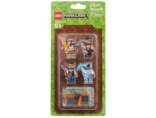 LEGO® Minecraft™ Hüllen Set 2