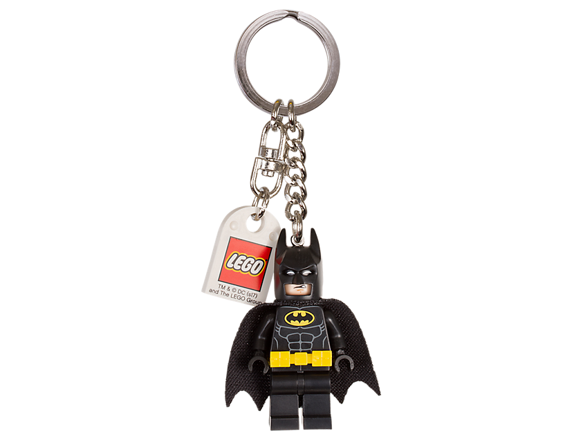 "THE LEGO BATMAN MOVIE Batman"" Keyring 6178208"