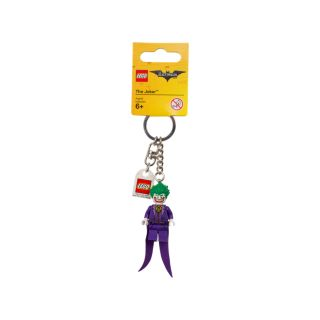 THE LEGO® BATMAN MOVIE The Joker™ Keyring