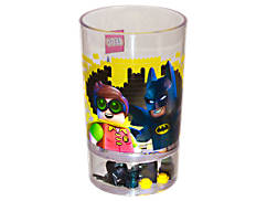 Bicchiere di Batman™ THE LEGO® BATMAN MOVIE
