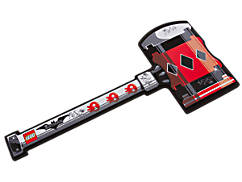 THE LEGO® BATMAN MOVIE Harley Quinn™ Hammer