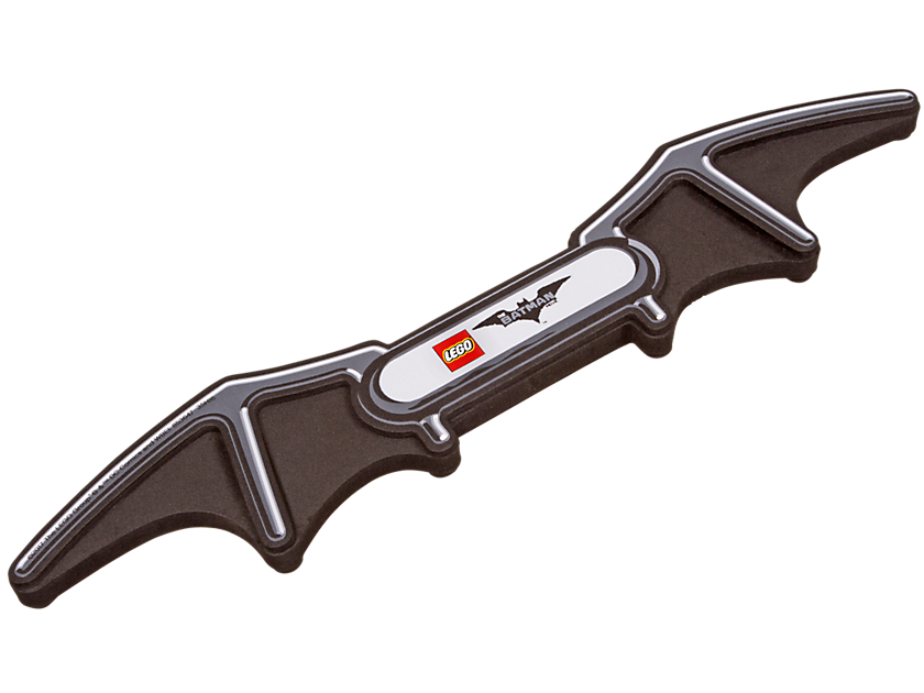 THE LEGO BATMAN MOVIE Batman Batarang