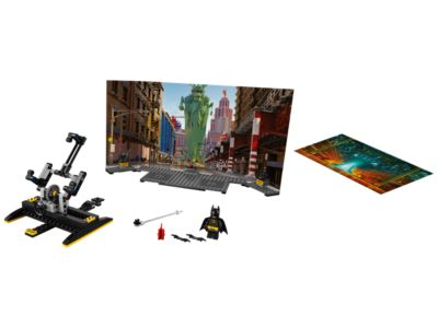 THE LEGO® BATMAN MOVIE Batman™ Movie Maker Set - 853650 | THE LEGO ...