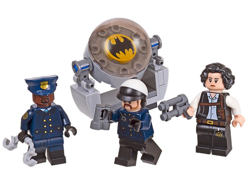 Image of Ensemble d'accessoires LEGO® BATMAN LE FILM