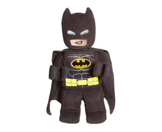 the lego batman movie batman minifigure plush 853652 the lego