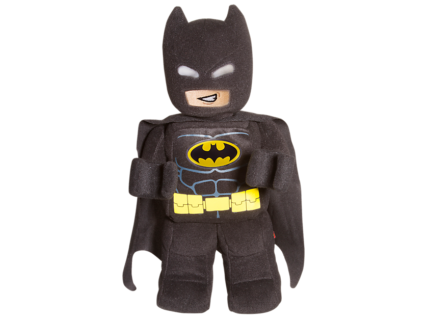 THE LEGO BATMAN MOVIE Batman Minifigure Plush