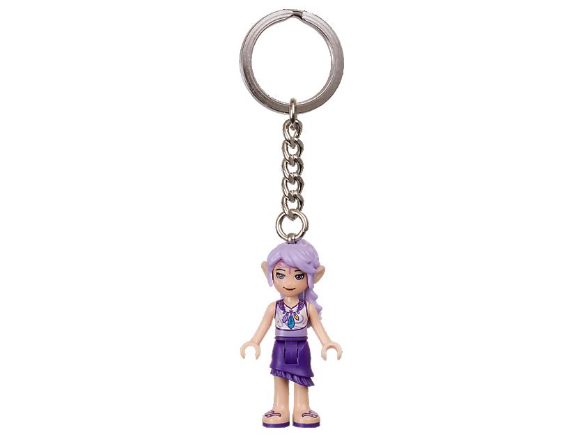 Porte-clés Aira l´Elfe du vent de LEGO® Elves