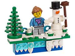 LEGO® Iconic Holiday Magnet