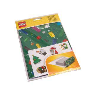 LEGO® Iconic Holiday Giftwrap