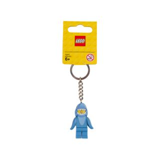 LEGO® Shark Suit Guy Keyring