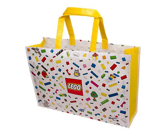 lego shopper bag 853669 lego shop. Black Bedroom Furniture Sets. Home Design Ideas