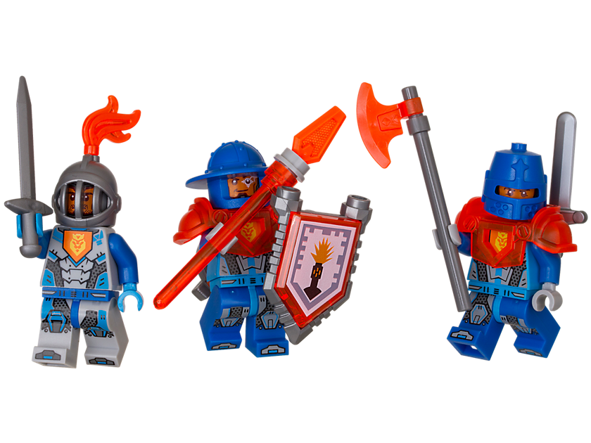 LEGO® NEXO KNIGHTS Accessory Set
