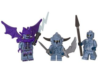 LEGO® NEXO KNIGHTS™ Stone Monsters Accessory Set