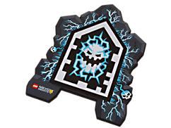 LEGO® NEXO KNIGHTS™ Schild mit Verbotener Kraft