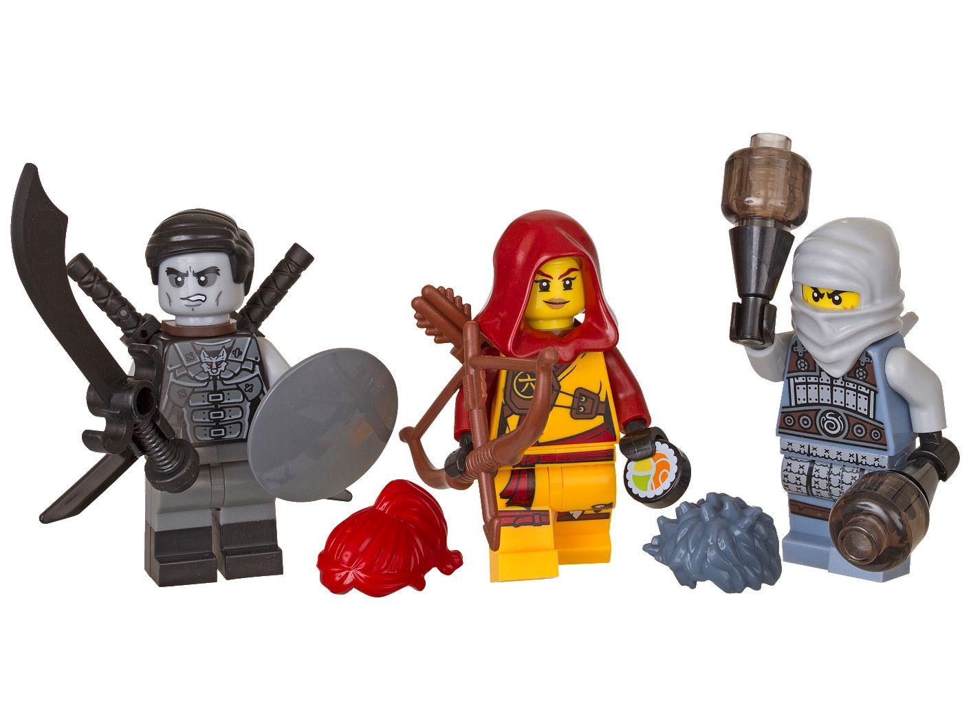 Lego Ninjago Accessory Set 853687 Ninjago Lego Shop