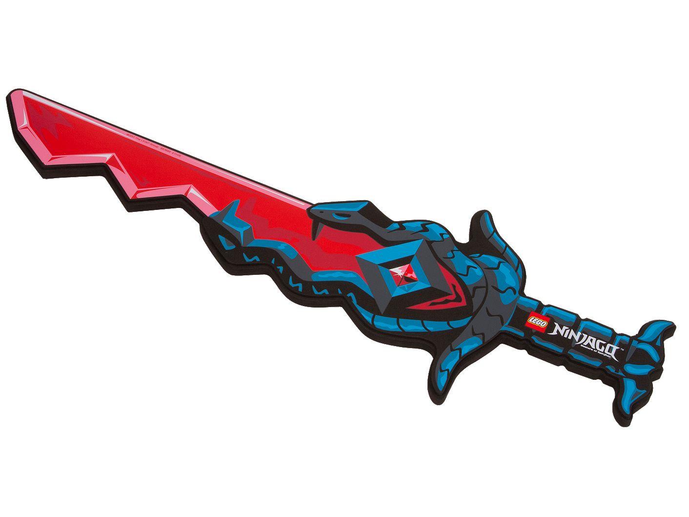 LEGO® NINJAGO® Vermillion-sværd