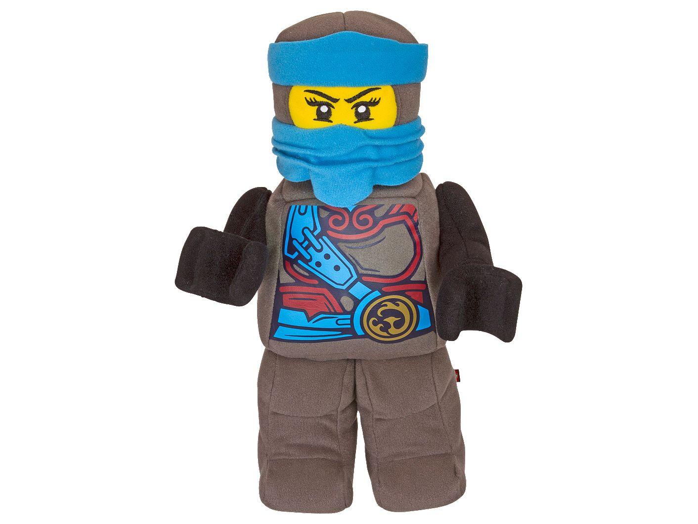 Peluche de minifigura de Nya LEGO® NINJAGO®
