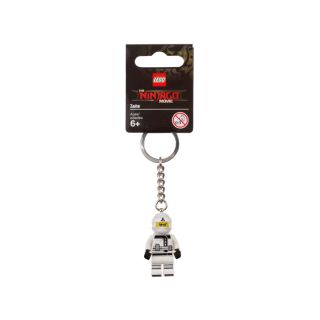 THE LEGO® NINJAGO® MOVIE™ Zane Keyring